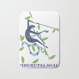 Pidurutalagala Sri Lanka Bath Mat