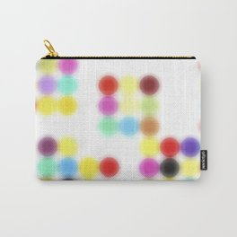 Ghost printing Dotty Carry-All Pouch