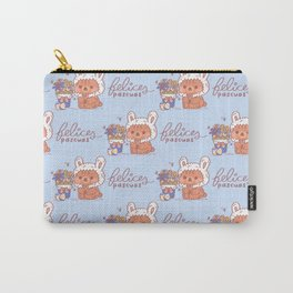 Felices Pascuas - Bebe Carry-All Pouch