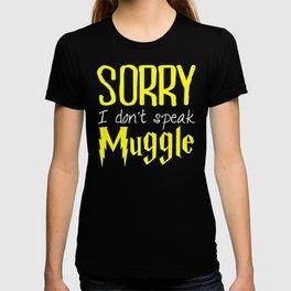 sorry i don't speak muggle. T-shirt