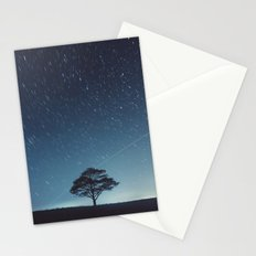 Space Station Flyby Stationery Cards
