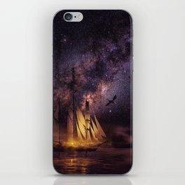 Night Fury iPhone Skin