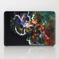 thor iPad Cases featuring Thor by ururuty
