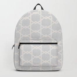 Interlock in Grey Backpack
