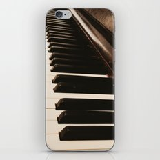 heart and soul iPhone Skin
