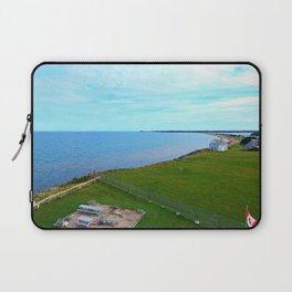 Panmure Island and Causeway Laptop Sleeve