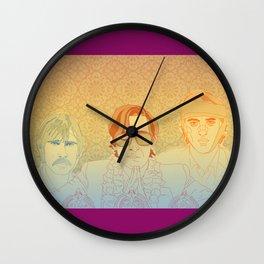 DARJEELING Wall Clock