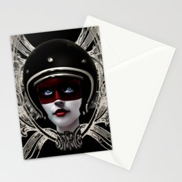 STUNTGIRL Stationery Cards