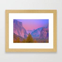 1960s Landscape XXXI Framed Art Print