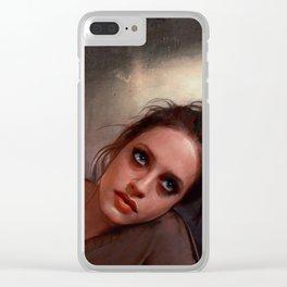 Mr. Robot - Darlene Clear iPhone Case