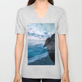 Coast 9 Unisex V-Neck