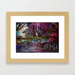 Pandora Framed Art Print