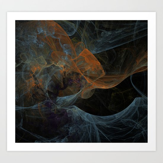 Color Abstraction Art Print