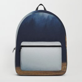Misty Forest  2 Backpack