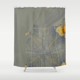 Unworminess Design Flowers  ID:16165-110353-84671 Shower Curtain