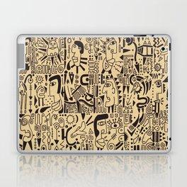 - maya newspaper - Laptop & iPad Skin