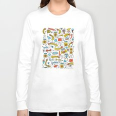 chasing stars and putting them in jars Long Sleeve T-shirt