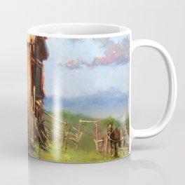 A Stable Home Coffee Mug