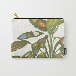 Scandinavian Plant Carry-All Pouch
