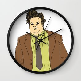 Chris Farley Wall Clock