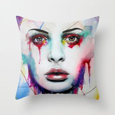 EXTENSION OF YOU Throw Pillow