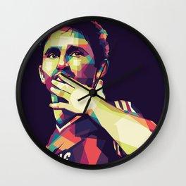 Frank Lampard WPAP Wall Clock