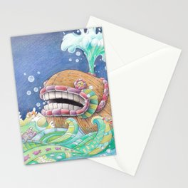 Whaleship Stationery Cards