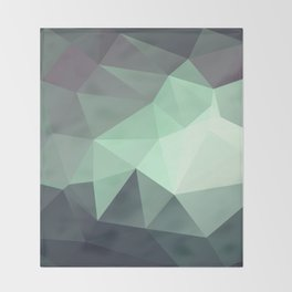 geometric I Throw Blanket