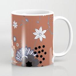 Orient Express Japanese Flower Coffee Mug