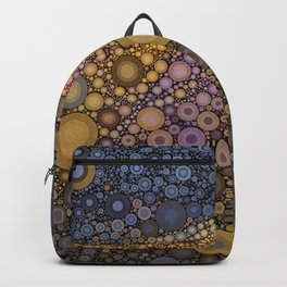 Deep Roots Abstract Backpack