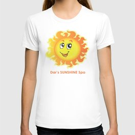 Dar's SUNSHINE Spa T-shirt