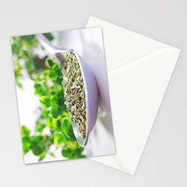 Kitchen Herbs Thym Stationery Cards