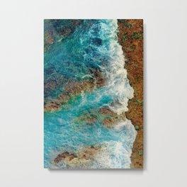Rocky Beach No1 Metal Print