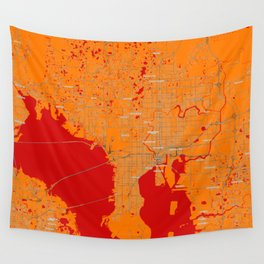 FanMap   NFL Tampa Bay #05 Wall Tapestry