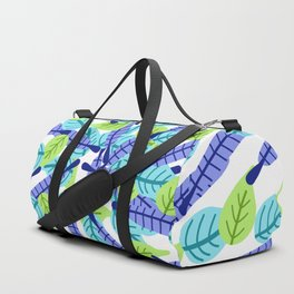 Swirling Leaves Duffle Bag