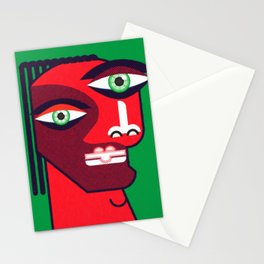Mirror 2 Stationery Cards