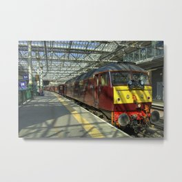 Royal Scotsman  Metal Print