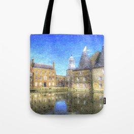 Three Mills Bow London Art Tote Bag