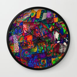Somewhere. Wall Clock