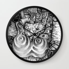 Safety Nest Wall Clock