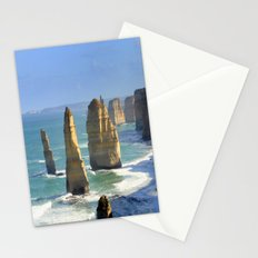 Rock Formations Stationery Cards
