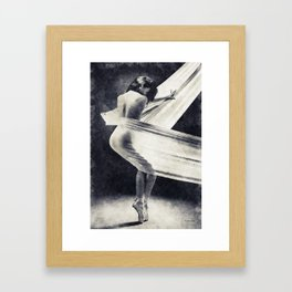 Ethereal Framed Art Print