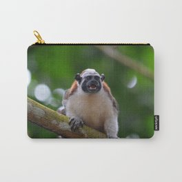 Titi monkey Carry-All Pouch