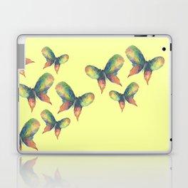 Rainbow Butterflies Laptop & iPad Skin