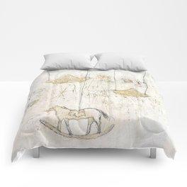 little memory Comforters