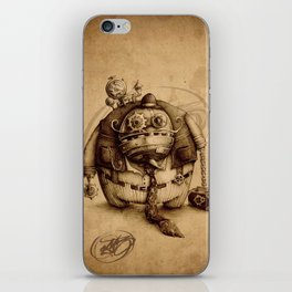 #2 iPhone Skin