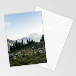 Mt. Baker Panorama Stationery Cards