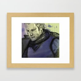 Danny Framed Art Print