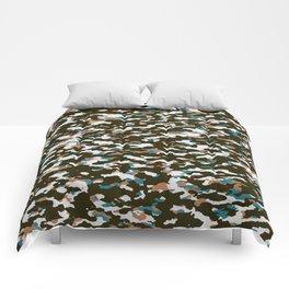 Camouflage: Arctic Tundra V Comforters