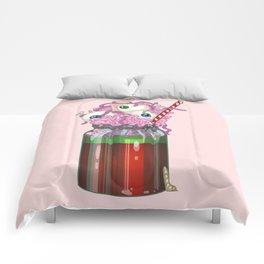 Monster Milkshake Comforters